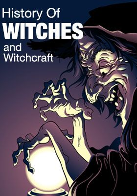 Witches are one of the most traditional as well as mysterious entities we associate with Halloween. When you think of a Witch, it's easy to conjure up an image of an old, ugly, hook-nosed woman, stirring up a steaming potion that is brewing away inside a cauldron.