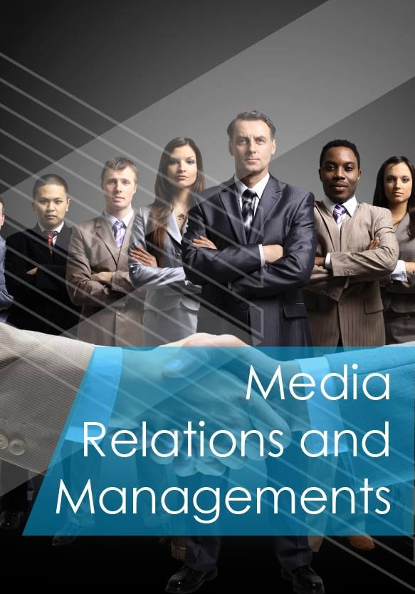 Media Relations and Management