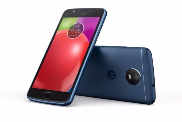 Moto-E4 Motorola apuesta y lanza en Chile el Moto C y Moto E4