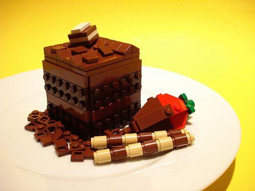 Unique Lego Food Ideas On Pinterest Amazing Lego Creations - Amazing edible lego chocolate stuff dreams made