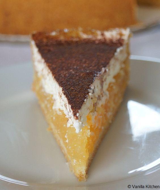 Diese Torte habe ich vor ein paar Wochen für einen Geburtstag gebacken und bei all den anderen Sachen, die ich in meiner Urlaubswoche gemac...