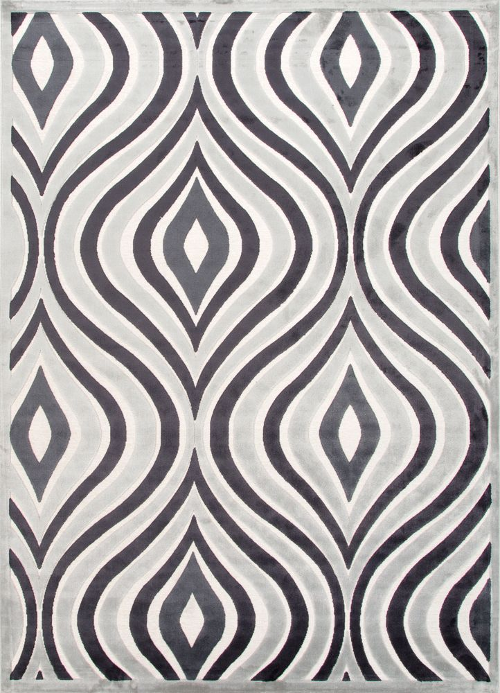 Marimekkou0027s Signature Black And White Is No Match For This Neutral Colored  Contemporary Rug. Available