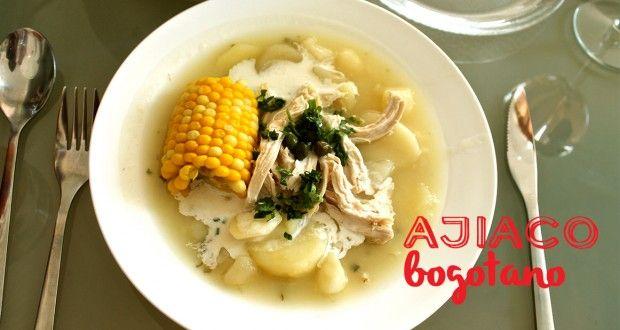 L'ajiaco est un des plats les plus traditionnels de la cuisine Colombienne ; c'est LEplat typiq...