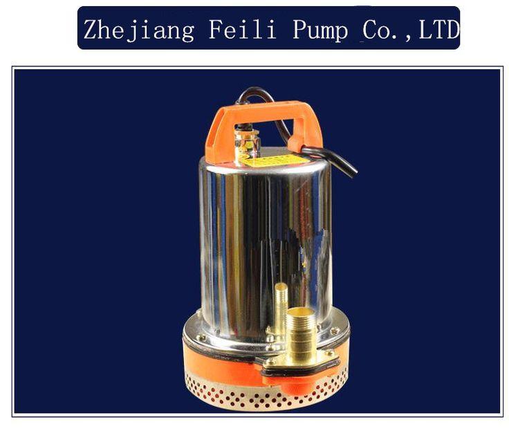 12V 24V 48v 60V DC Pump for Irrigation Pool Pump Car Water Pump Water Submersible Pump