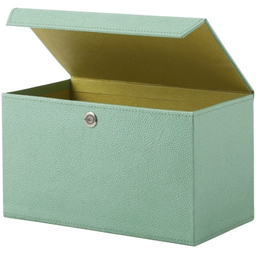 Bungalow - BOXES - tall boxes, plain