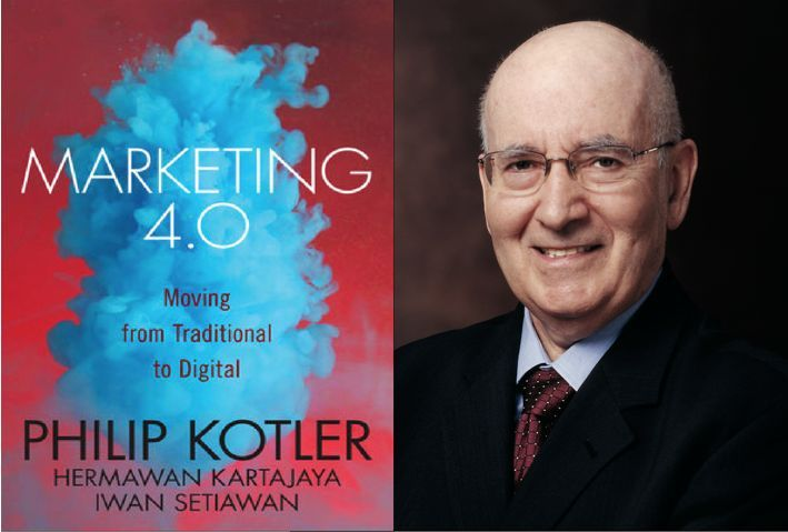 "The Marketing Book Podcast: ""Marketing 4.0: Moving from Traditional to Digital"" by Philip Kotler > https://www.artillerymarketing.com/marketing-book-podcast/marketing-4.0-philip-kotler Confira as nossas recomendações! http://www.estrategiadigital.pt/category/livros-marketing-digital/"