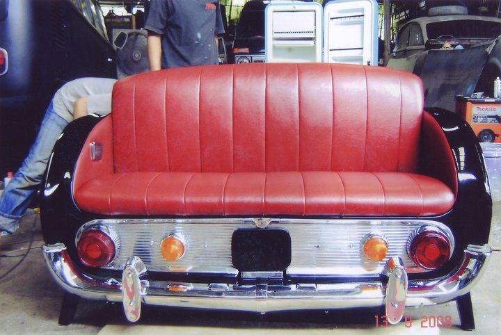 Car Sofa Idea NO.1