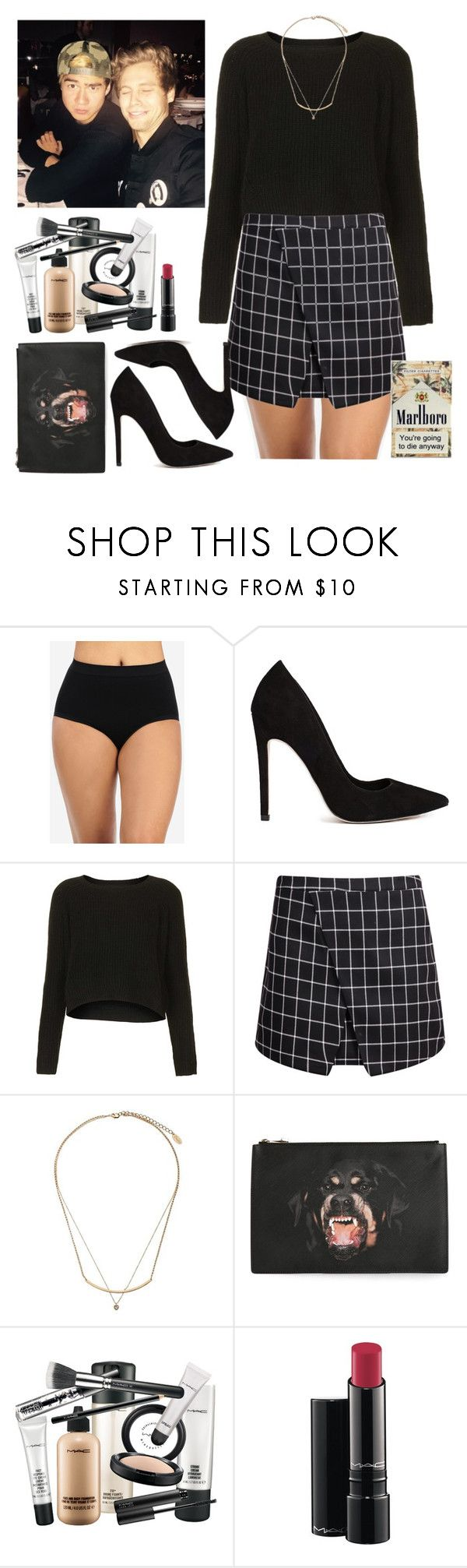 """""""Pub with Calum and Luke. -----> *Cynthia."""" by imaginegirlsdsos ❤ liked on Polyvore featuring ASOS, Topshop, Givenchy, MAC Cosmetics and American Apparel"""