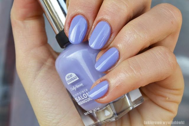 Sally Hansen Complete Salon Manicure: Hats Off To Hue