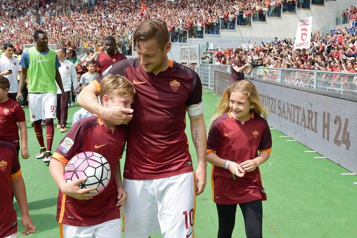 Francesco Totti, Cristian & Chanel