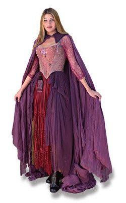 Hocus Pocus Witch Costume | Sarah Sanderson (Hocus Pocus) costume