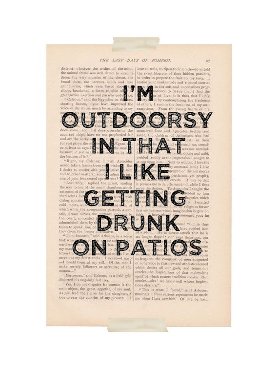 Haha! not true for me, but still lol.Quotes, Outdoor, Art Prints, Funny, Book Pages, Porches, Patios, True Stories, Dictionary Art
