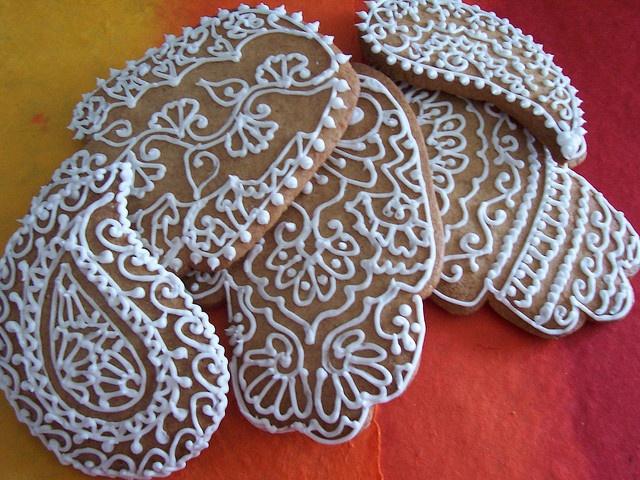 Mehndi Henna Recipe : Best indian mehndi henna cookies images on pinterest