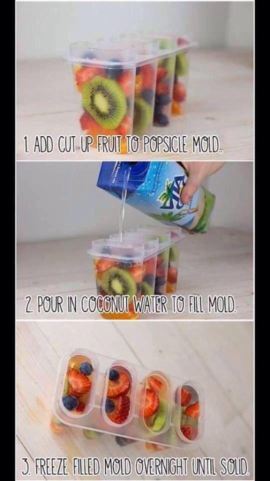 Super healthy summer snack