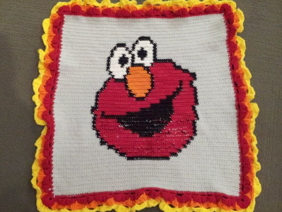 19 Best Images About Elmo On Pinterest Baby Patterns