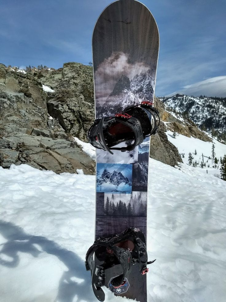 Never Summer Chairman 2019/2020 (With images) Snowboard