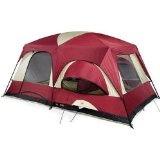 Columbia Cougar Flats Six to Eight-Person Two-Room Cabin Tent (Sports)By Columbia