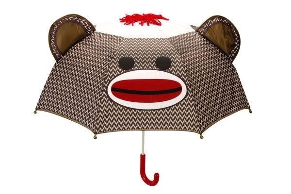 Sock Monkey Umbrella.  $12.95.: Sock Monkey Do, Sweet Nicos, Sock Monkeys, Birthday Hint, Things Sock, Long Socks, Has, Sock Monkey Umbrella