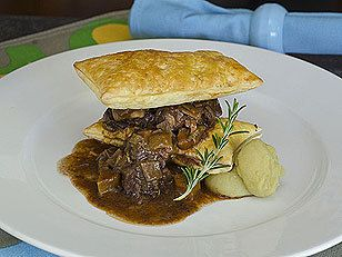 Lamb and Kumara Pie (New Zealand)