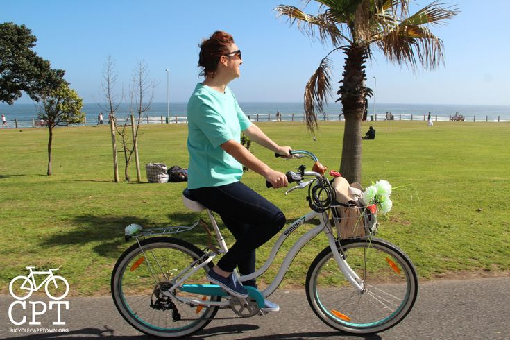 Sea Point Promenade Meander – 7km   Bicycle Cape Town