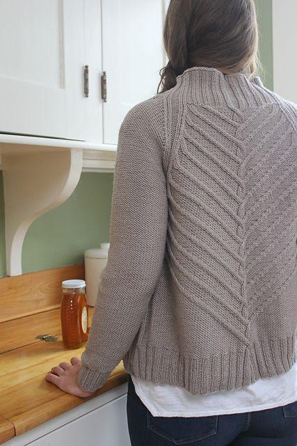 Ravelry: Fougasse pattern by Bristol Ivy