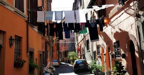 Foråret er den perfekte årstid til at gå på opdagelse i den mere ukendte del af Rom.