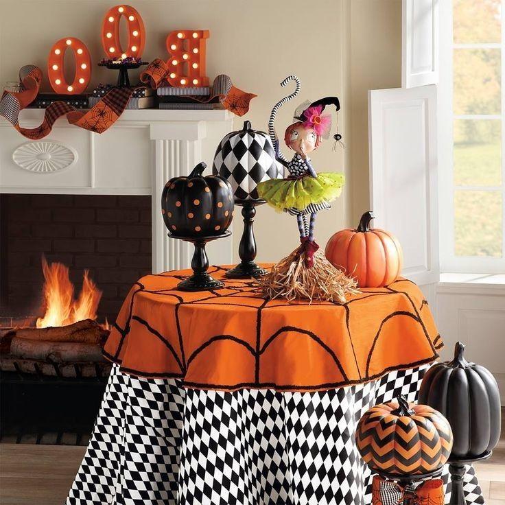 25 cute halloween decorations ideas - Cute Halloween Decorating Ideas