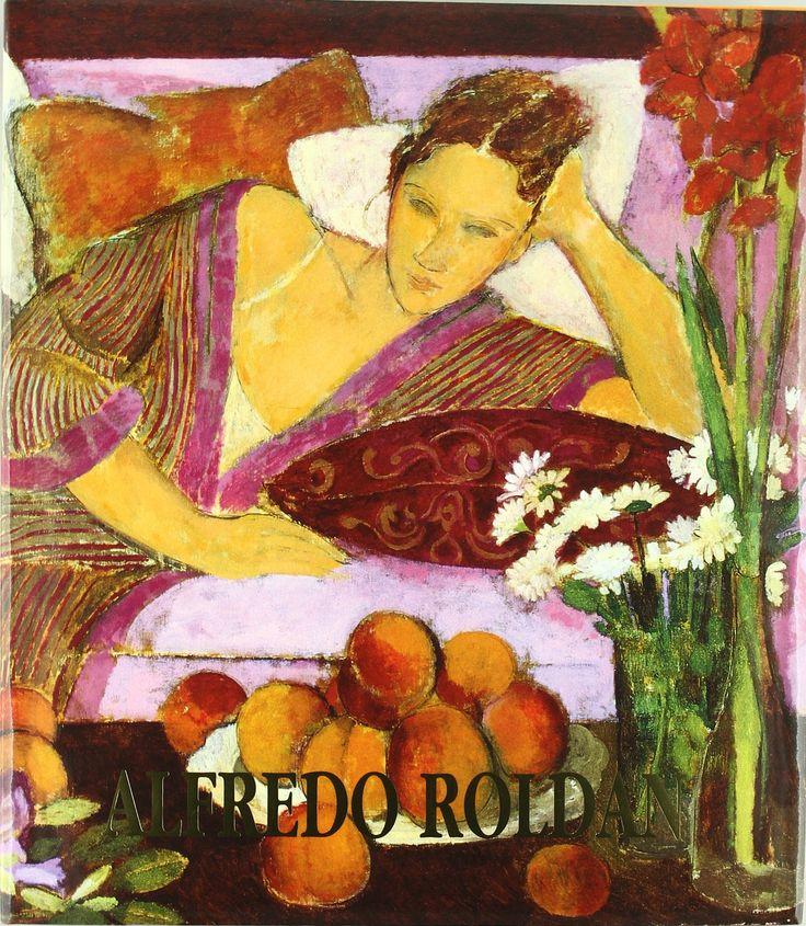 Portada del libro Alfredo Roldan. A la venta en http://www.booksellers.es/