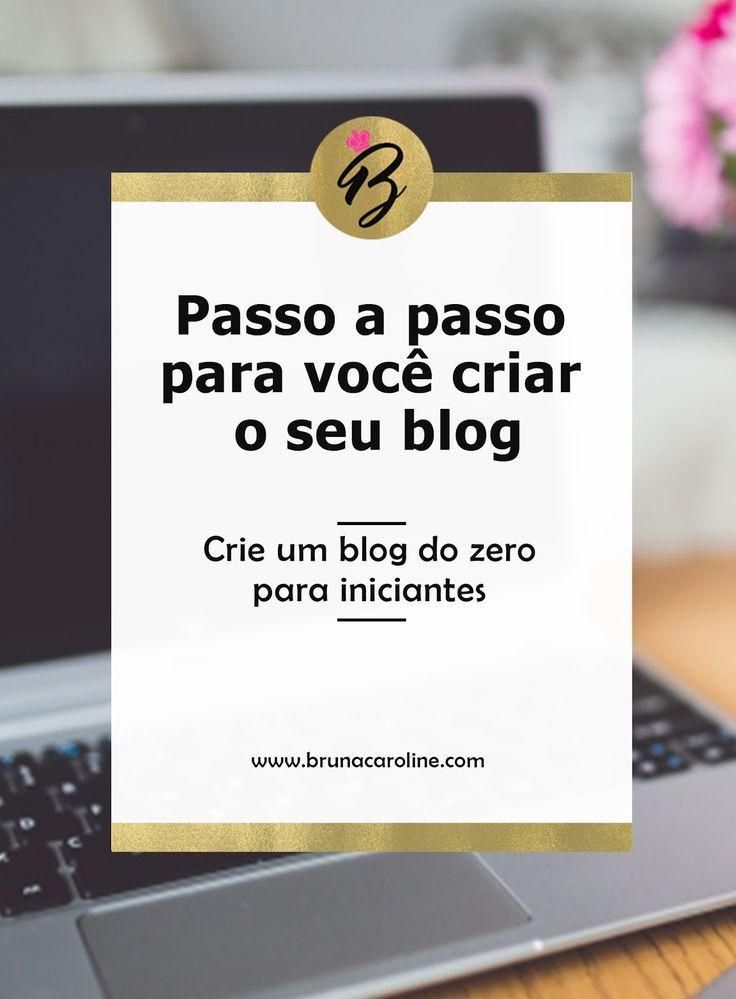 Você vai aprender o passo a passo criar um blog do zero e iniciar na blogosfera. Clique e veja! Ajuda para blogueiros, Dicas para blogs, Blogger, Empreendedorismo, Artigos para blog, Ferramentas para blog, Blogtips, Tutoriais, Dicas de blog, Estilo de vida, Dicas de blogueira, Dicas para blog, Blogging tips, Blog tips, Empreendedor criativo, blogueiras iniciantes.