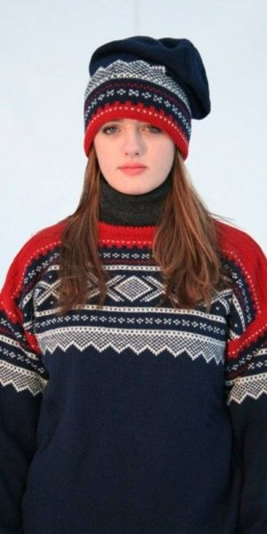 Norwegian sweater (Marius genser)