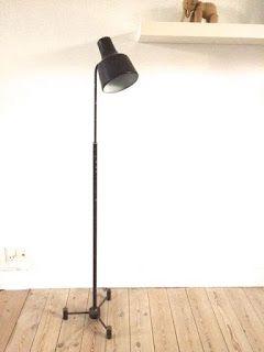 Retro Furniture: LAMPER