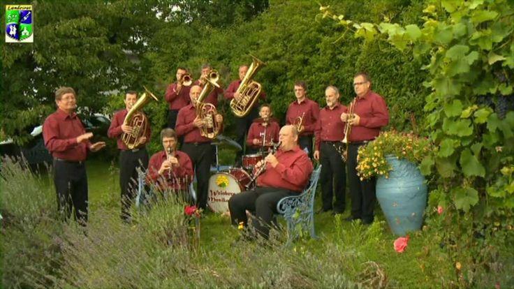 """Donauschwäbische Blaskapelle Weinbergmusikanten """"Für Freunde"""""""