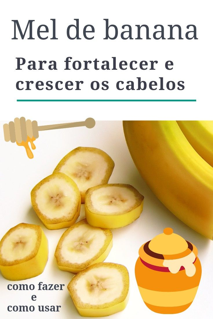Mel De Banana Faz Crescer Os Cabelos Meldebanana