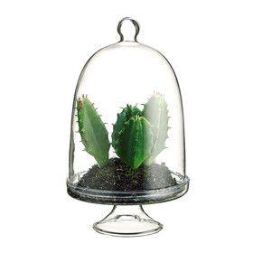 Artificial Cactus Succulent Terrarium Planter