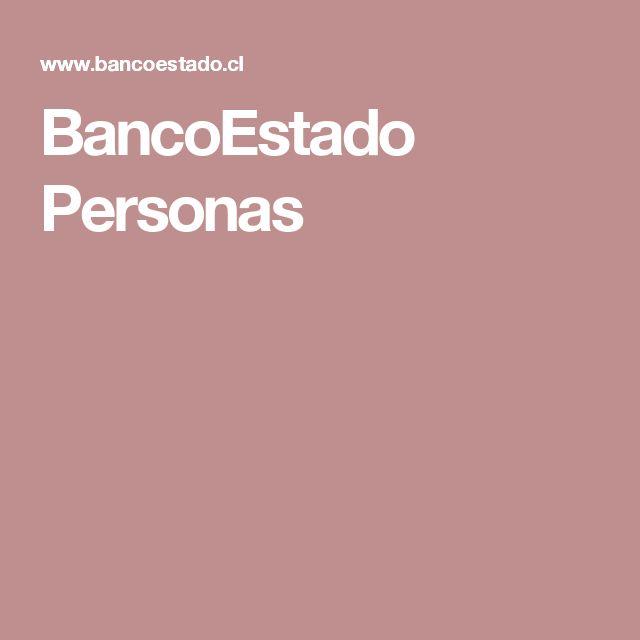 BancoEstado Personas