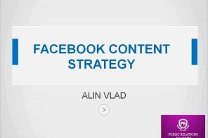 Cum Creezi o Strategie de Conținut pe Facebook