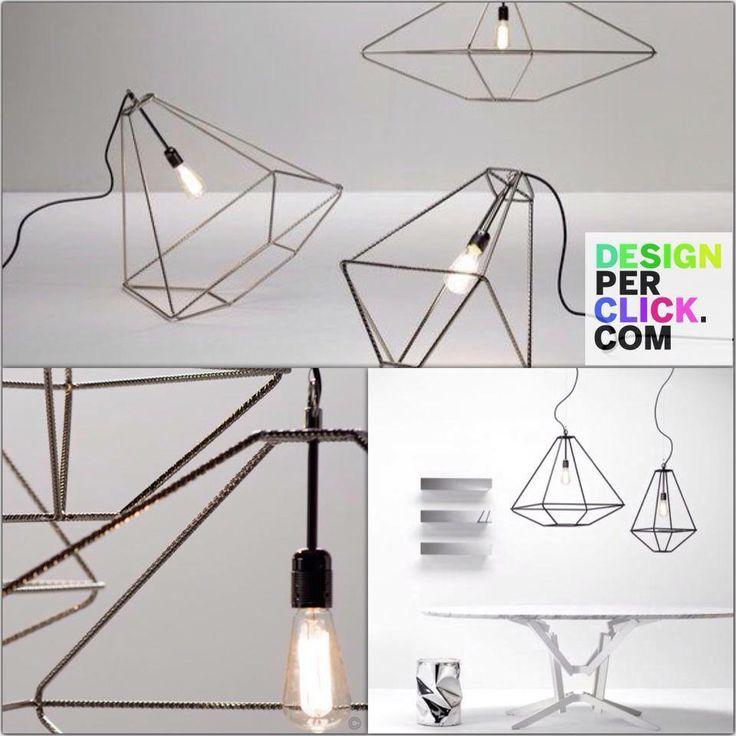 #contradition #lampada minimalista ed originale http://www.designperclick.com/product/1464/Opinion-Ciatti-Con.Tradition.html