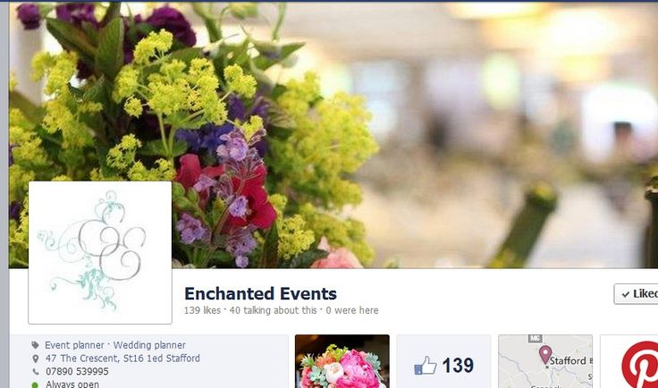 Enchanted Events - Wedding planner