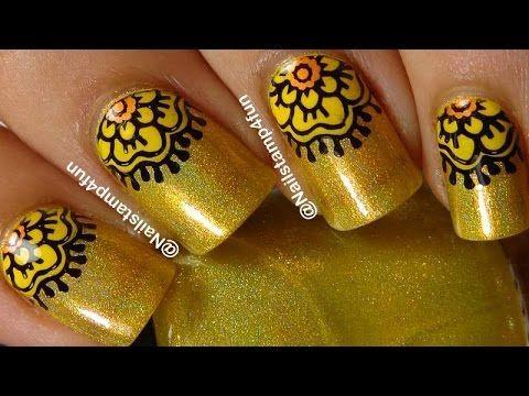 Yellow Floral Moyou Explorer 3 - YouTube