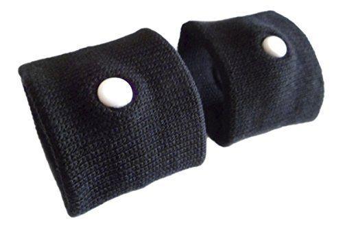 Lot de 4 bracelets anti-nausée pour le mal des transports/mal de mer/nausées matinales: Please remove from the box and plastic packaging.…