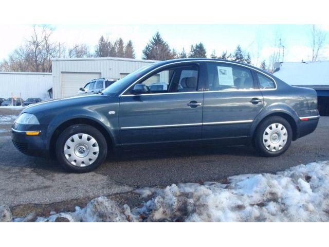 2003 VW Passat GL 1.8T Sedan *5 Speed Manual* - Cars - Greenland - New Hampshire - announcement-83854