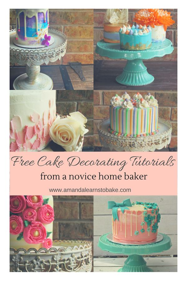 226 best images about Cake decorating ideas on Pinterest Gold leaf, Mirror glaze cake and Teal ...