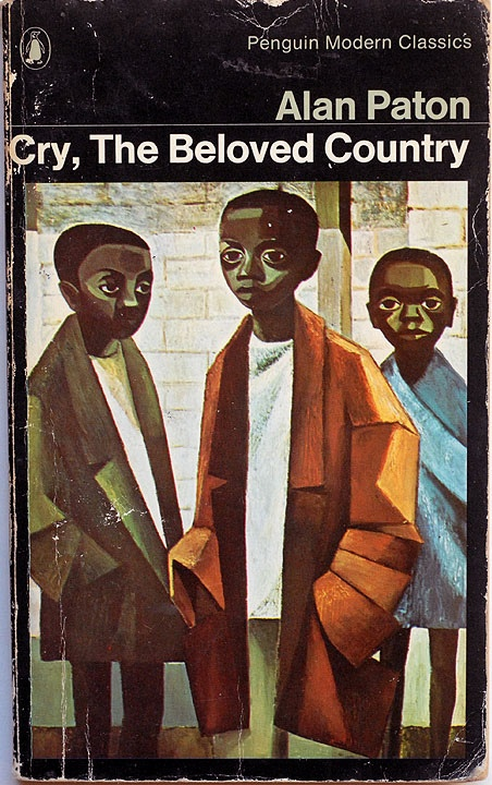 a description of the purpose of cry the beloved country Start studying cry, the beloved country-study guide learn vocabulary, terms, and more with flashcards, games, and other study tools.