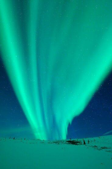 Aurore Boréale, Alaska