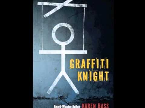 Book Trailer for Graffiti Knight, a gripping YA novel about a young man seeking self-expression and the right to build his own future in Post-World War II Germany