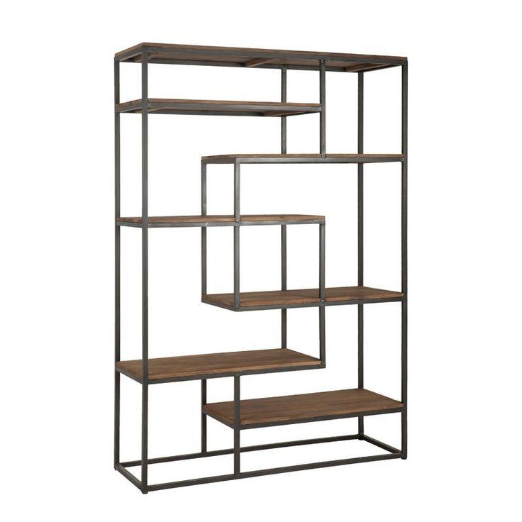 boekenkast naast stalen deuren - Google zoeken