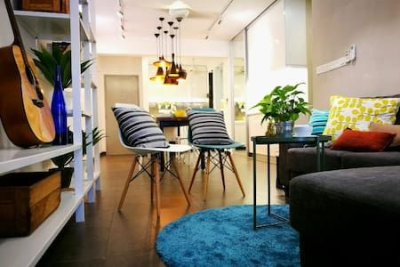 Check out this awesome listing on Airbnb: Elegant Designer Homestay at Sunway - Apartments for Rent in bandar sunway