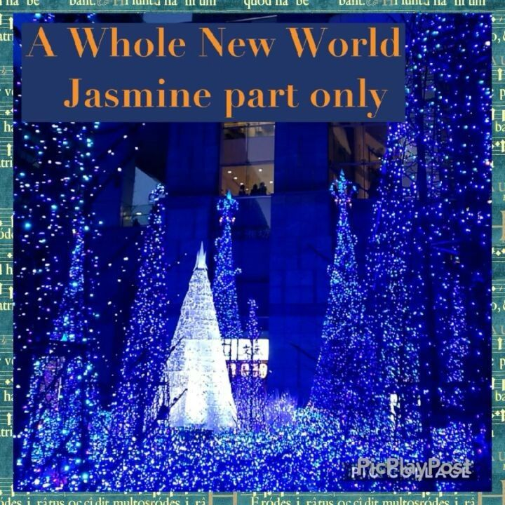 ※※音量注意※※ かか、か彼女とカラオケなうに使っていい、ですよ…(不慣れ)  実際ハモってくださるアラジンがいたらむせび泣くorz  #アラジン #aladdin #ホールニューワールド #劇団四季 ver. #awholenewworld #カラオケ #karaoke #カレッタ汐留 #jasmine http://misstagram.com/ipost/1545999596143127733/?code=BV0fnEPAiy1