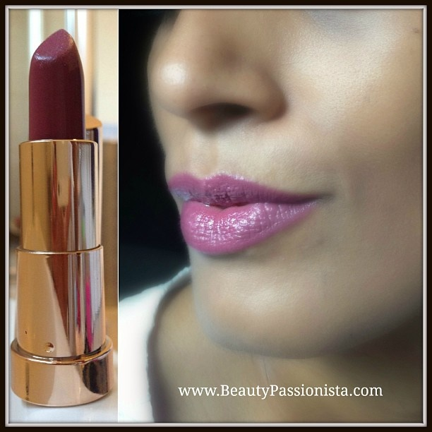 Day 232 Yves Rocher Grand Rouge in Mauve Subtil