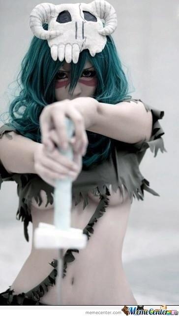 Nel cosplay - Bleach